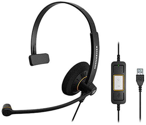 Sennheiser Culture Series Wideband Headset (SC30-USB-ML) SC30 USB ML