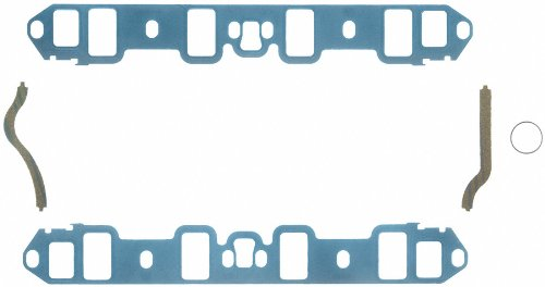 Fel-Pro MS901031 Intake Manifold Gasket Set (Intake Rectangle Gasket)