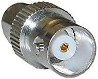 C&E CNE41800 BNC Female to SMA Male Adapter