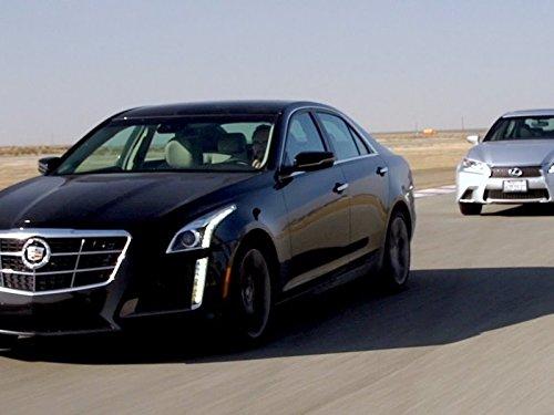 2014 Cadillac CTS Vsport vs 2013 Lexus GS350 F Sport!