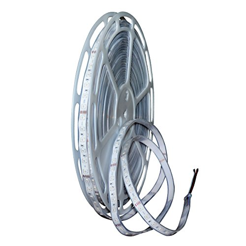 RGB LED Strip Light 20 Meters (65.6 ft) Flexible Color Changing Colorful SMD5050 1200 LEDs Light Strip 24V LED Strip Lights (IP67 Casing Waterproof) by S NMT (Image #7)