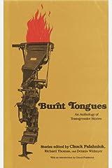 Burnt Tongues Paperback