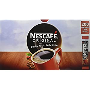 Nescafé Original Instant Coffee 200 Sticks