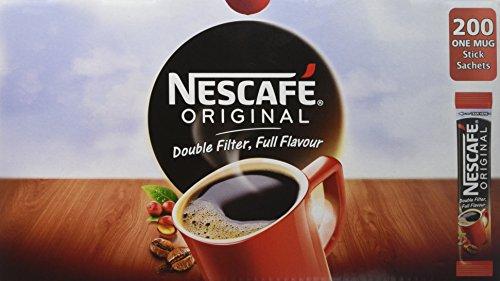 Nescafé Original Instant Coffee 200 Sticks