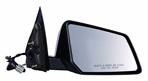 DEPO 335-5433R3EF Passenger Side Textured Non-Heated Power Mirror (Mirror Side Saturn Passenger)