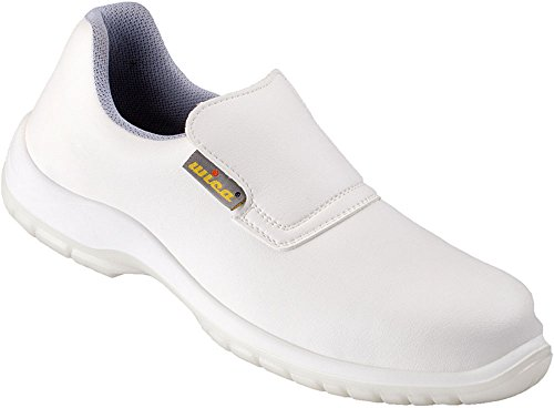 Feldtmann Slipper S2 Sanitary Cesena White Size: 9 LwNKWBGY5