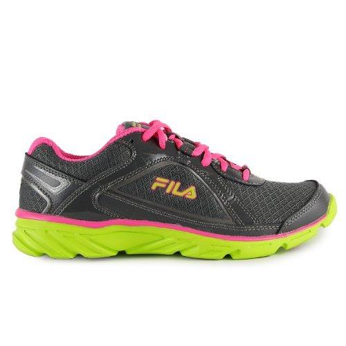 Fila Prompt Running Shoe - Grey/Green