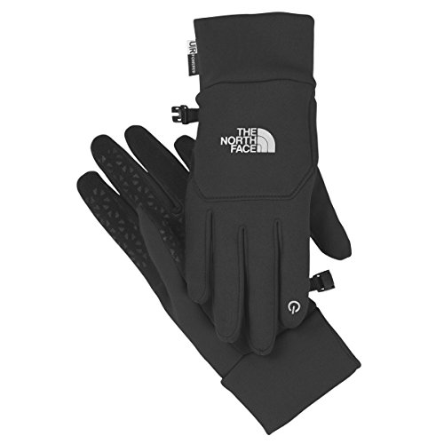 The North Face Women's Women's Etip Glove TNF Black SM