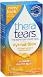 TheraTears Eye Nutrition - 90 Easy to Swallow Capsules, Pack of 3