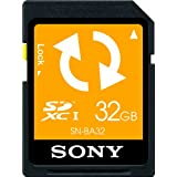 Sony 32GB Back Up SD Card (SNBA32)