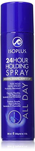 Isoplus 24 Hour Flex Hold Non Sticky Holding Spray, 9 (Isoplus 24 Hour Holding Spray)