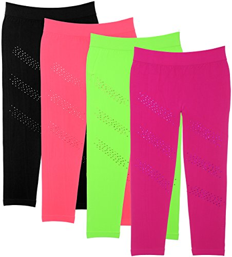 6 X Ankle Leggings - 4