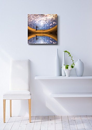 Water and Peaceful Landscape Home Deoration Wall Decor ing
