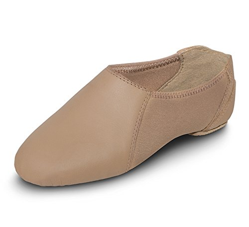 Bloch Dance Women's Spark Dance Shoe, Tan, 5.5 Medium US