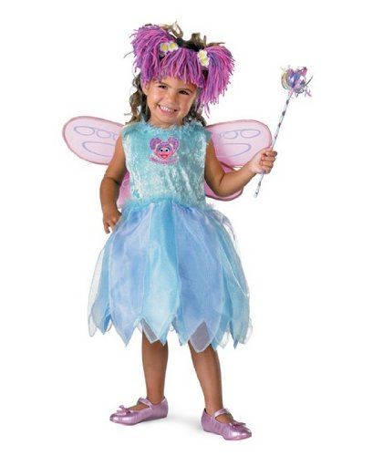Deluxe Abby Cadabby Costume - Baby 12-18 -