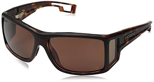- Hobie Men's Ventana Polarized Rectangular, Satin Tortoise, 61 mm