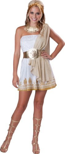 Glitzy Goddess Costume