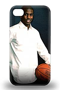 Iphone 4/4s 3D PC Case Cover Slim Fit Tpu Protector Shock Absorbent 3D PC Case NBA Los Angeles Clippers Chris Paul #3 ( Custom Picture iPhone 6, iPhone 6 PLUS, iPhone 5, iPhone 5S, iPhone 5C, iPhone 4, iPhone 4S,Galaxy S6,Galaxy S5,Galaxy S4,Galaxy S3,Note 3,iPad Mini-Mini 2,iPad Air )