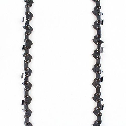 "NICHE 4 Pack Chainsaw Chain 3/8"" 0.050 Semi Chisel 62 DL for 18"" Homelite D3850B I3850B"