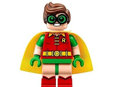 LEGO Robin w/ Goggles from LEGO Batman Movie Set 70912