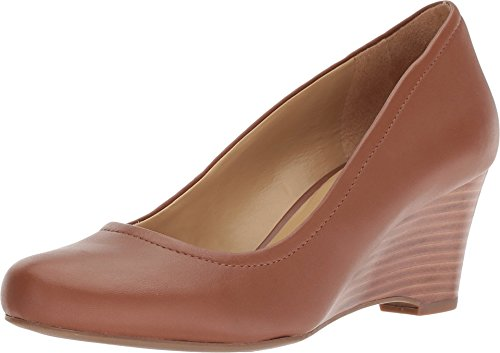 Naturalizer Women's Hydie Saddle Tan Leather 7 M US