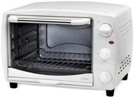 Solac HO 6000 - Horno (19 L, Blanco, 1500 W)