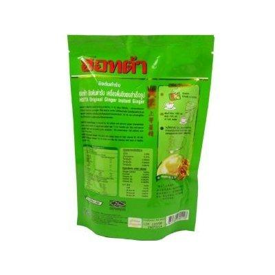 Hotta Original Ginger Instant Ginger ,Premium,Ginger Drink Pack of 5 Bags -15 g ,Top Selling