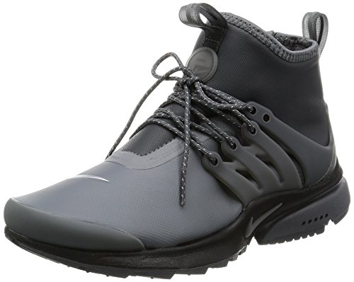 Dark NIKE Dark Running Grey Shoe Presto Women's Utility Mid Air Grey wwqTxFP