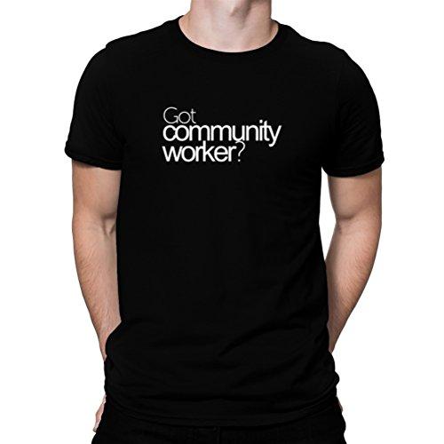 句雄弁ゴネリルGot Community Worker? Tシャツ