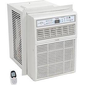 Casement Window Air Conditioner 10, 000 BTU 115V with Remote