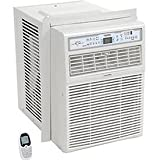 Casement Window Air Conditioner 10, 000 BTU 115V with Remote