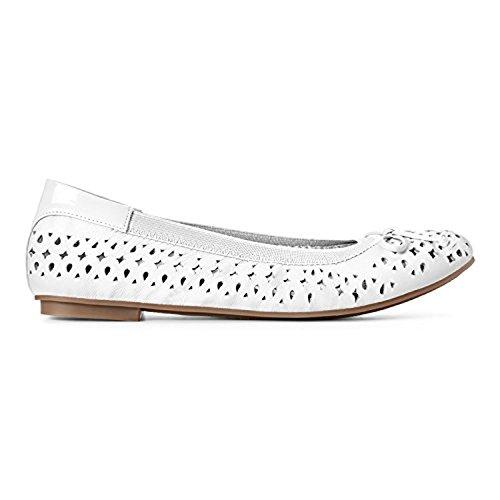 Blanco 359 Womens Vionic Surin Leather Shoes q7f5FX1w5