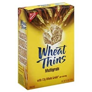 Amazon.com: Nabisco, Wheat Thins, Multigrain Crackers, 8