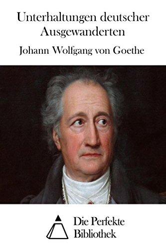 unterhaltungen deutscher ausgewanderten pdf - PDF Files