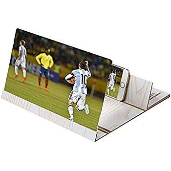 dalinana Mobile Phone 3D Screen Video Amplifier Stand Magnifier 8 Inch Folding Bracket Stands
