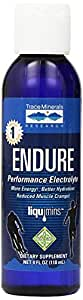 Trace Minerals Research, Endure, Performance Electrolyte, 4-Ounce Bottle