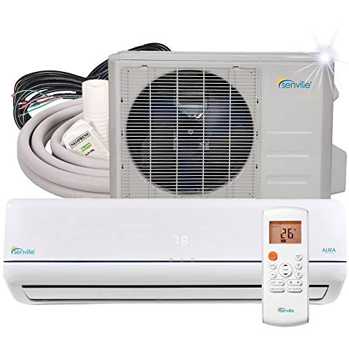 Senville 12000 BTU Mini Split Air Conditioner Heat Pump SENA-12HF/Z