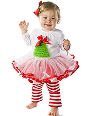 Holiday Tutu 3 Pc Set