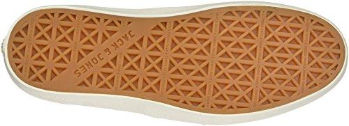 JACK & JONES Jfwrush Textile Mix Anthracite, Zapatillas para Hombre Gris (Anthracite)