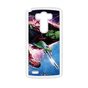 Personalized Dguardians of The Galaxy Custom White Phone Case For LG G3