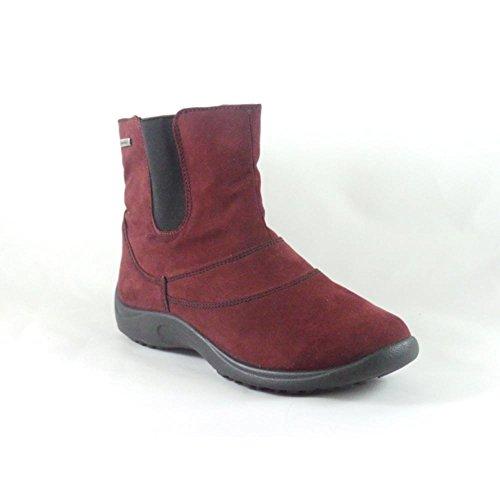 Zapatos granate Rohde para mujer Uh1Mwsrx