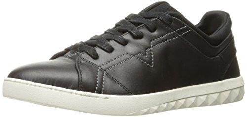 Diesel Stud-v S-Studdzy Lace-Snea Y01451, Sneaker Uomo Nero (Black)