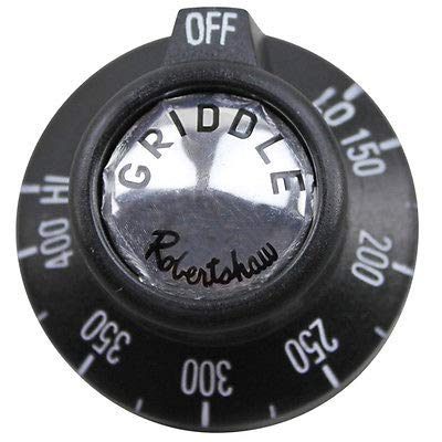 150 Knob - Dial/Knob for Griddle Thermostat 150-400°F TRI-STAR 360162 TS-1106