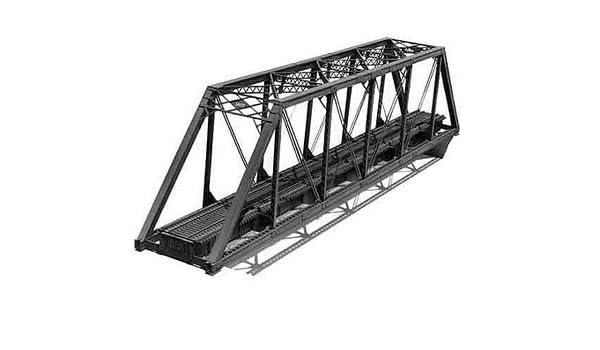 Amazon com: Central Valley - 150' Pratt truss bridge - HO