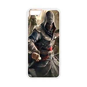 Ezio Assassins Creed Revelations Game iPhone 6 Plus 5.5 Inch Cell Phone Case White persent xxy002_6909853