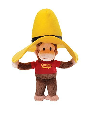 George Yellow Hat (GUND Curious George Yellow Hat)