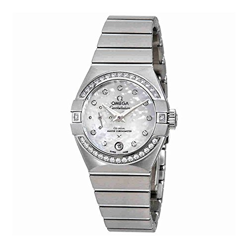 Omega Constellation Automatic Ladies Watch 127.15.27.20.55.001 by Omega