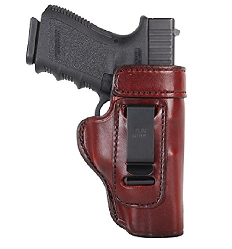 Don Hume Holster Right Hand Brown 4.25' 1911 Colt Commander