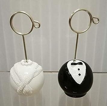Segnaposto Matrimonio Portafoto.Subito Disponibile 12 Pezzi Segnaposto Matrimonio Portafoto Clip