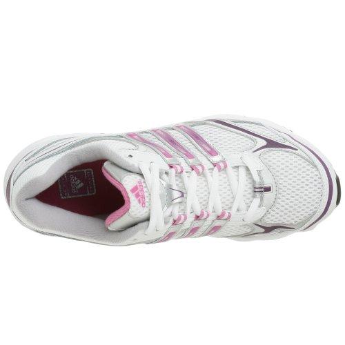 Shoe grape Adidas Running Hawk 7 Women's white lilac 5 M an4Pt